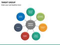 Target group PPT slide 14