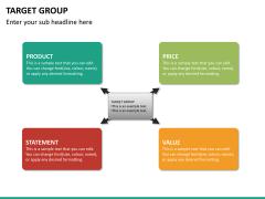 Target group PPT slide 15