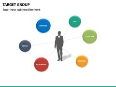 Target group PPT slide 17