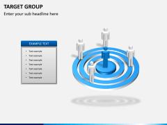 Target group PPT slide 10