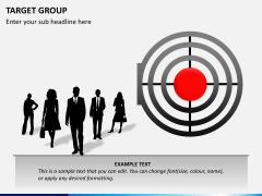 Target group PPT slide 2