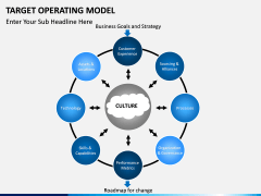 Target operating model PPT slide 16