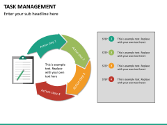 Task management PPT slide 11