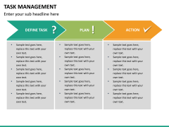 Task management PPT slide 15