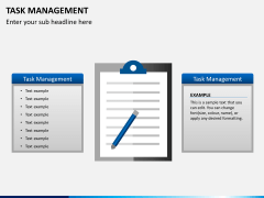 Task management PPT slide 2