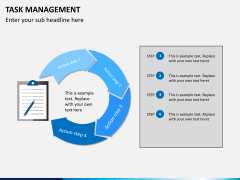 Task management PPT slide 3