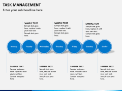 Task management PPT slide 5