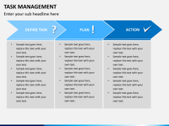 Task management PPT slide 7