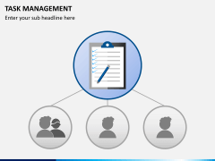 Task management PPT slide 8