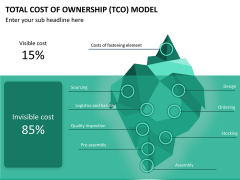 TCO model PPT slide 16