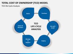 TCO model PPT slide 3