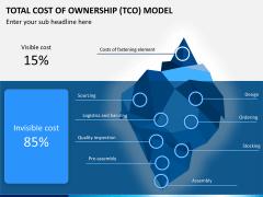 TCO model PPT slide 6