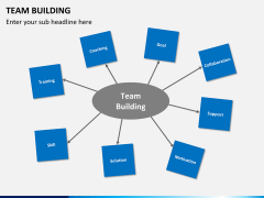 Team building PPT slide 12