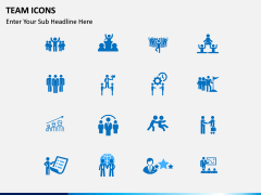 Team Icons PPT slide 6