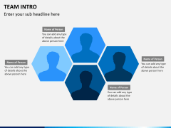 Team intro PPT slide 6