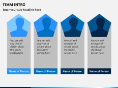 Team intro PPT slide 7