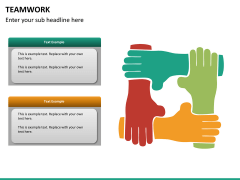 Teamwork PPT slide 16