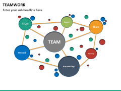 Teamwork PPT slide 20
