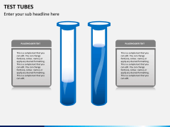 Test tubes PPT slide 6