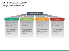 Text boxes bundle PPT slide 89
