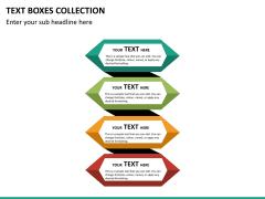 Text boxes bundle PPT slide 90