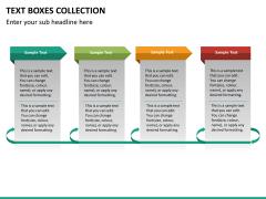 Text boxes bundle PPT slide 92