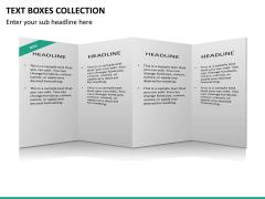 Text boxes bundle PPT slide 93