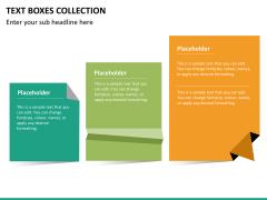 Text boxes bundle PPT slide 76