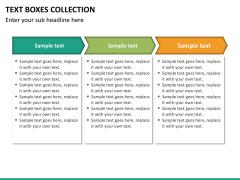 Text boxes bundle PPT slide 96
