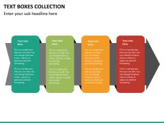 Text boxes bundle PPT slide 77