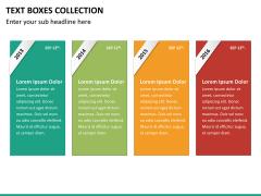 Text boxes bundle PPT slide 80