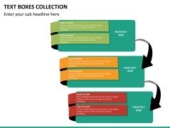 Text boxes bundle PPT slide 81