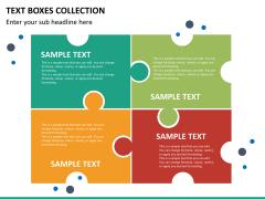 Text boxes bundle PPT slide 82