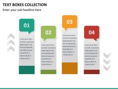 Text boxes bundle PPT slide 83