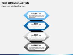 Text boxes PPT slide 15