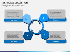 Text boxes bundle PPT slide 19