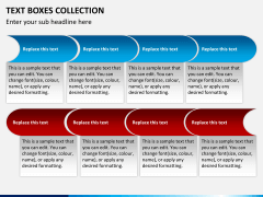 Text boxes bundle PPT slide 27