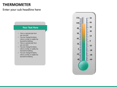 Thermometer PPT slide 23