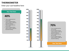 Thermometer PPT slide 19