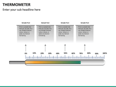 Thermometer PPT slide 21