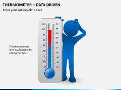 Thermometer PPT slide 1