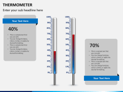 Thermometer PPT slide 7