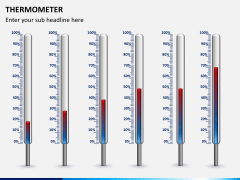 Thermometer PPT slide 8