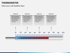 Thermometer PPT slide 9