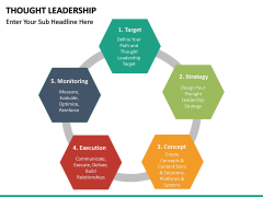 Thought Leadership PPT slide 48