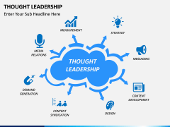 Thought Leadership PPT slide 2