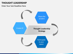 Thought Leadership PPT slide 20
