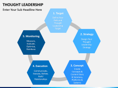Thought Leadership PPT slide 23