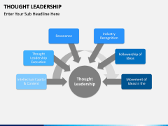 Thought Leadership PPT slide 5