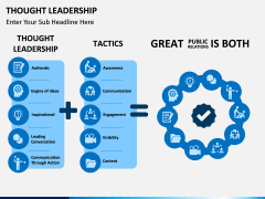 Thought Leadership PPT slide 6